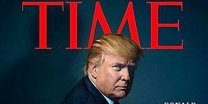 TIME Dergisi Yılın Kişisini Seçti: Donald Trump!