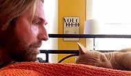 Sabahın 4'ünde Kedisi Tarafından Uyandırılan Adamın Tatlı İntikamı