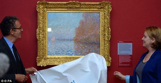 Yaptın restore edilmesi ise iki yıl aldı ve yakın zaman önce galeriye iade edildi.