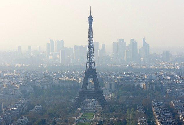 Fransa ise nihai çözüm olarak gördüğü ağaçlandırma çalışmasını uygulamaya hazırlanıyor. Hem de bir milyon ağaçlık bir ormanla.