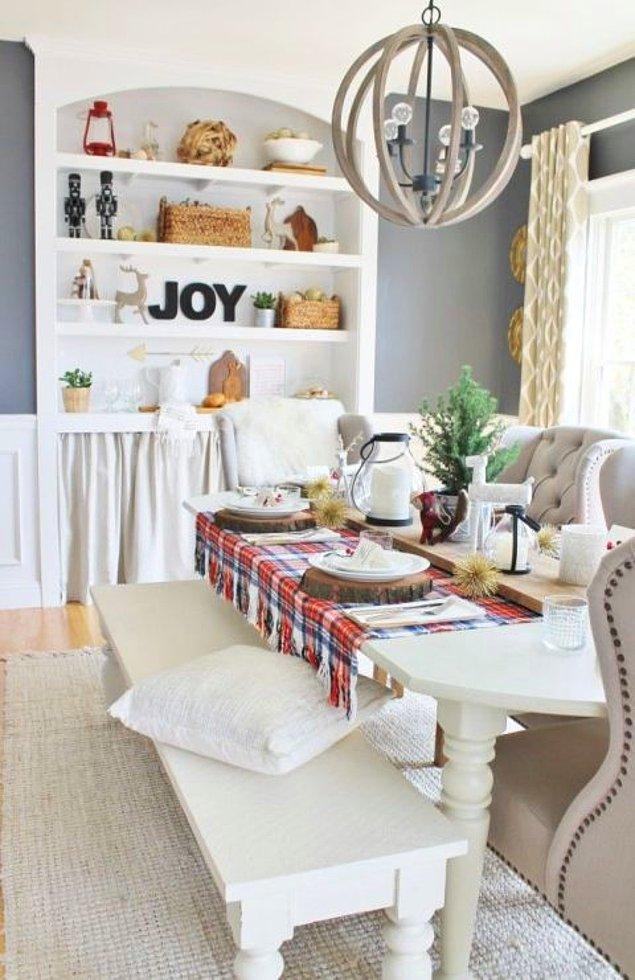 Boşverin masa örtüsünü, o battaniyeler ne güne duruyor!