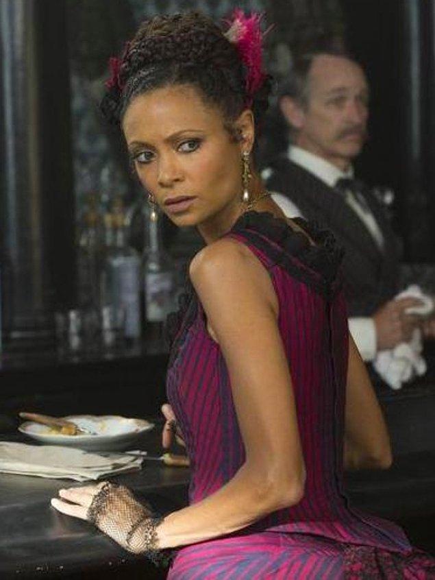 2. Maeve Millay (Thandie Newton) - Songül Öden