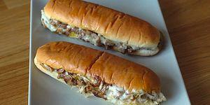 Hafta Sonu Mutluluğu Bu Olsa Gerek: Cheesesteak Sandviç Nasıl Yapılır?