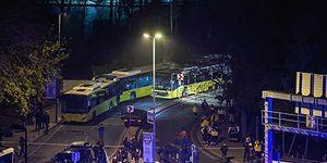 Vodafone Arena Önünde Terör Saldırısı