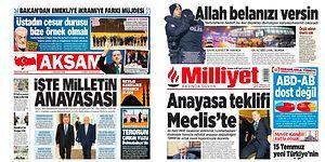 Gazetelerde Bugün | 11 Aralık Pazar