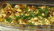 Bu Sefer Suda Değil Sütte Pişiriyoruz! Tavuklu Fırın Makarna Nasıl Yapılır?