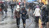 Meteoroloji Açıkladı: İstanbul'a Kar Geliyor