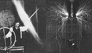 Çağının Ötesinde Mucit Nikola Tesla'nın Çok Ender Rastlanan 10 Büyüleyici Fotoğrafı