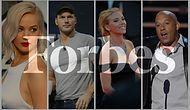 Forbes Sıraladı: İşte 2016'da Hollywood'un En Çok Kazandıran 10 Oyuncusu