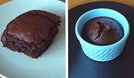 Ani Tatlı Krizine Pratik Çözüm! Şipşak Çikolatalı Kek Nasıl Yapılır?