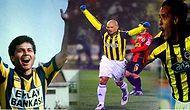 Okocha'dan, Alex'e Taraftarların Gönlüne Taht Kurmuş Fenerbahçe'nin 19 Golcü Futbolcusu