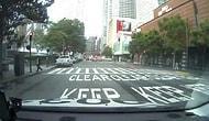 Uber'in Sürücüsüz Taksisi Kırmızı Işıkta Geçti!