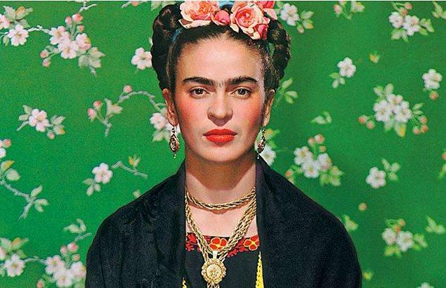Frida Kahlo!