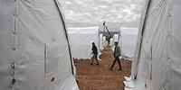 Reyhanlı'da Bin Kişilik Çadır Kent Hazırlanıyor