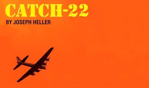 Buna, Joseph Heller'ın aynı isimli romanıyla literatüre ismini kazandırdığı Catch-22 paradoksu deniyor.