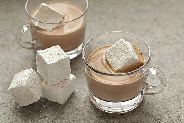 3. Kestaneli Sıcak Çikolata Tarifi