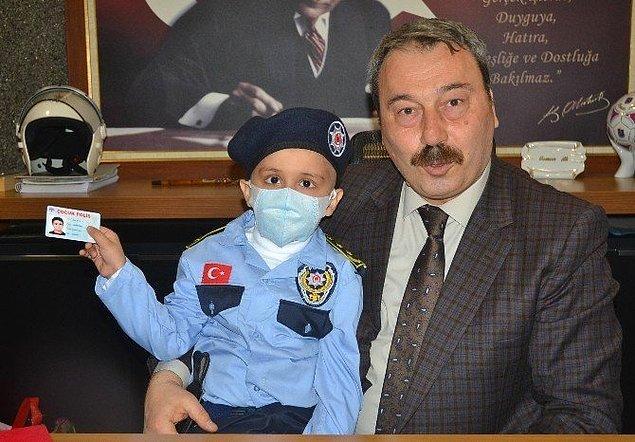 Ziya Yusuf Can henüz 5 yaşında. Bir gün aniden yükselen ateşi ve halsizliği sebebiyle ailesi onu koşarak hastaneye götürüyor.