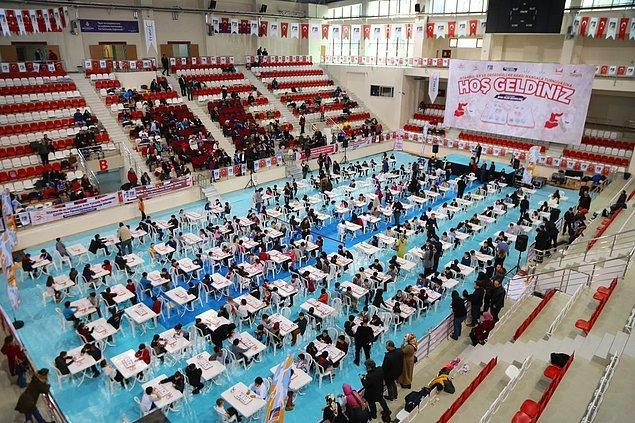 Proje yönetimini Çekmeköy Belediyesi Spor İşleri Müdürü Doğan Karakaya'nın üstlendiği turnuvaya İstanbul'daki 39 ilçe ilk ve ortaokullarından toplam 282 öğrenci katıldı.
