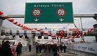 10 Başlık ile Avrasya Tüneli'ne Yakından Bakıyoruz