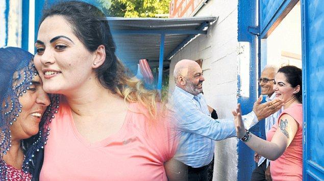 9. 20 Haziran tarihinde Çilem Doğan serbest kaldı!