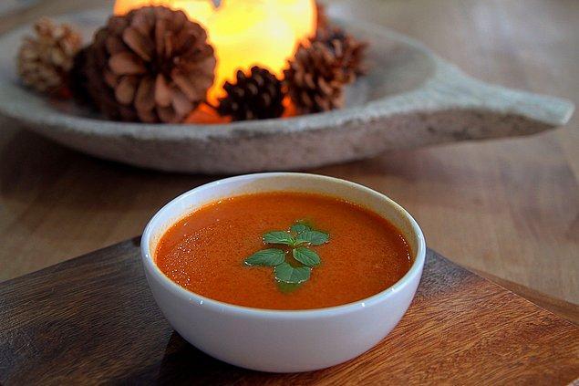 2. İşin aslından başlayalım, geleneksel tarhana çorbamızdan!