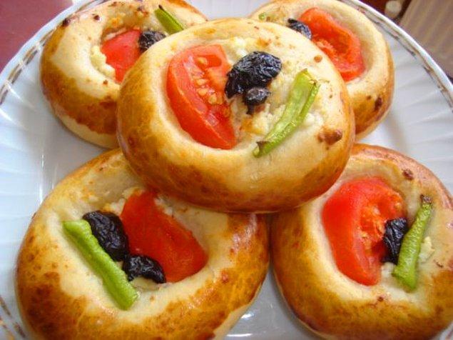 2. Mini mini pizzalardan herkesin bir favorisi vardır!