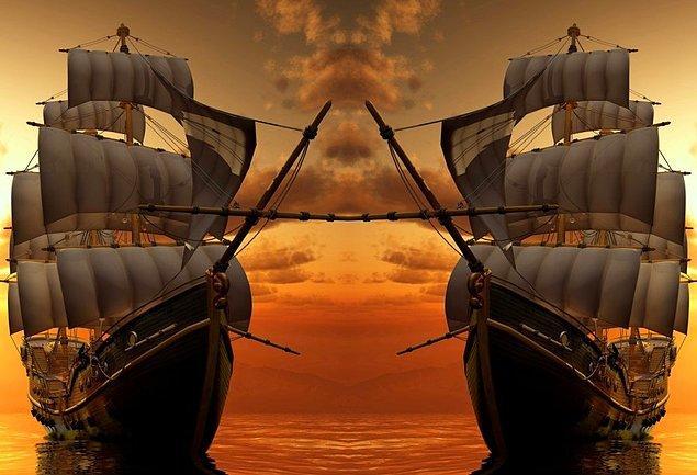 Soru 2: Yıllar içinde çıkarılan tüm parçalar kullanılarak ikinci bir gemi yapılsa, bu Theseus'un gemisi olur mu?