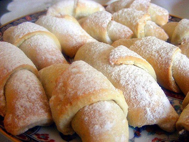 11. Elmalı kurabiyeyi yeni fırından çıkmışken yakalayanlar çok şanslıdır!