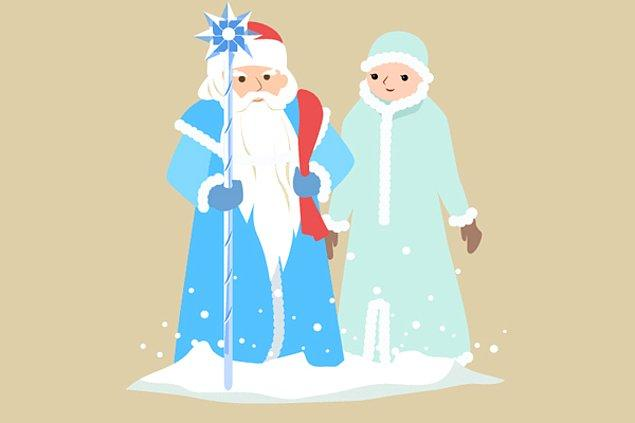 4. Ded Moroz - Rus folklörü
