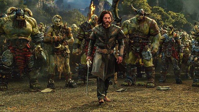 30. Warcraft