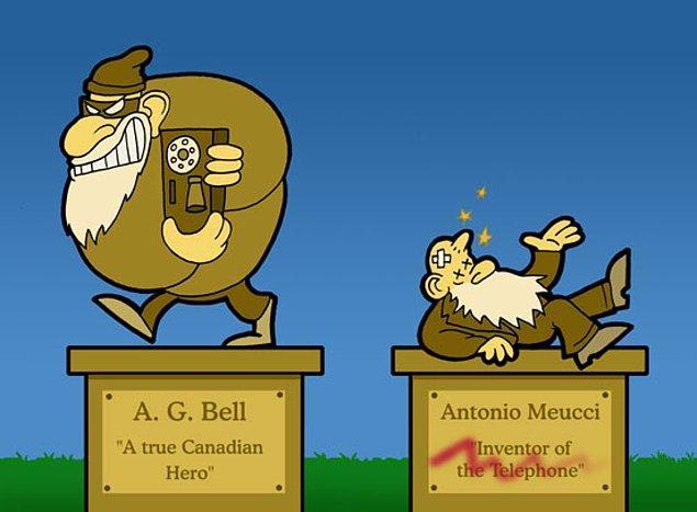 Alexander Graham Bell harekete geçiyor