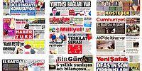 Gazetelerde Bugün | 22 Aralık Perşembe