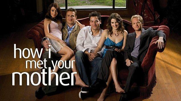 1. How I Met Your Mother (2005-2014)