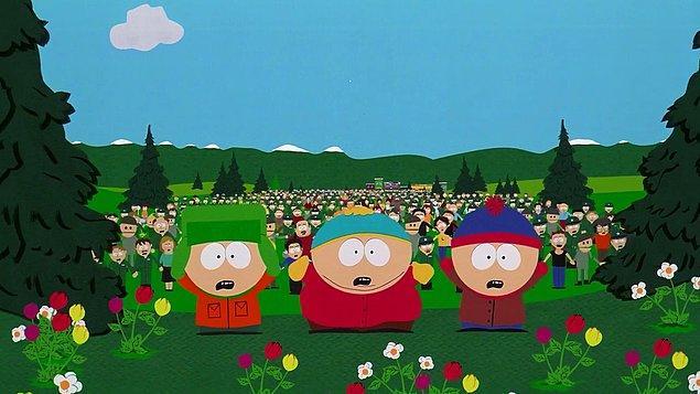 4. South Park (1997-)