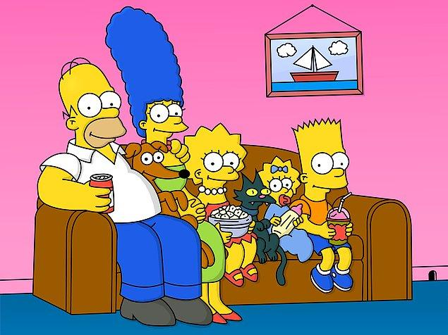 9. The Simpsons (1989-)
