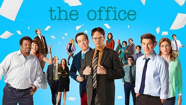 8. The Office (2005-2013)