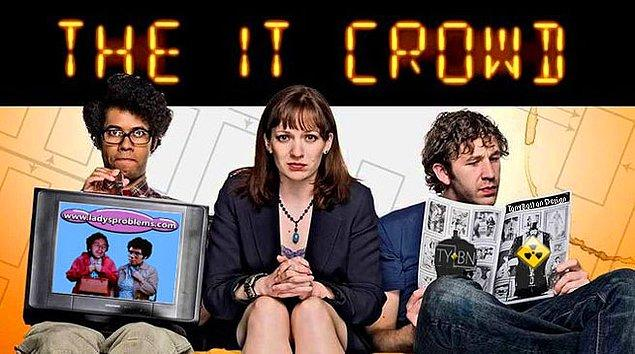 10. The IT Crowd (2006-2013)