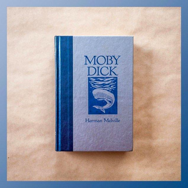 3. Moby Dick (H. Melville)