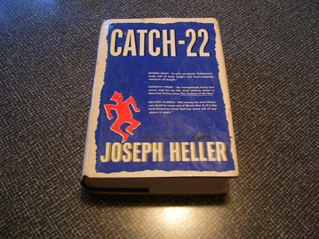 5. Catch-22 (J. Heller)