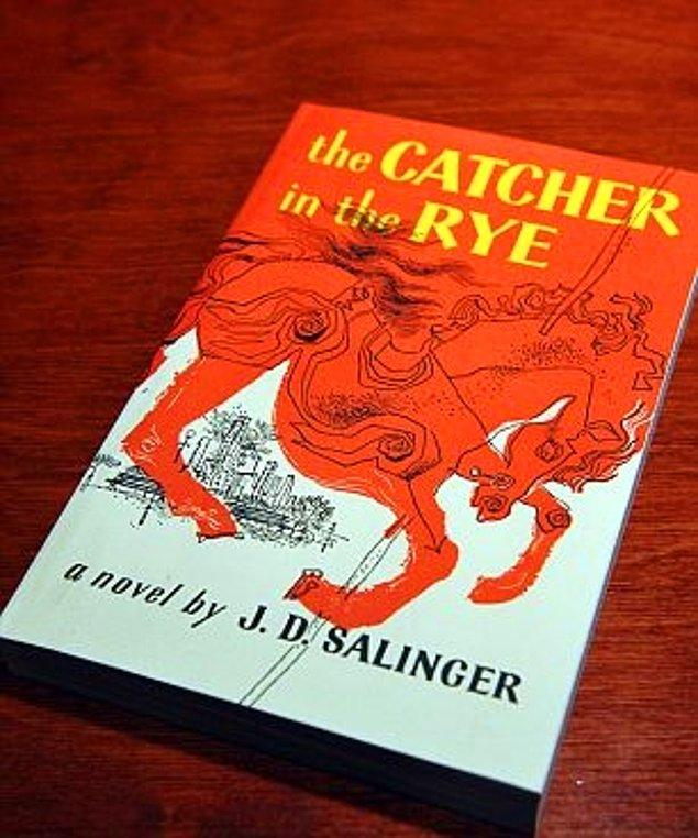 6. The Catcher In the Rye (J. D. Salinger)