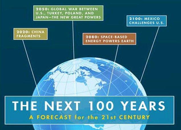 10. The Next 100 Years (George Friedman)