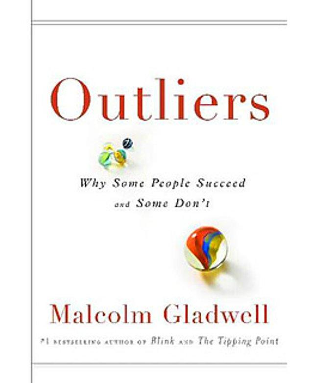 14. Outliers (Malcolm Gladwell)