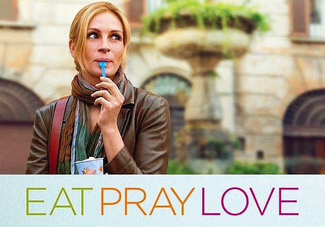 15. Eat Pray Love
