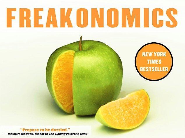 16. Freakonomics (S. Levitt & S. Dubner)