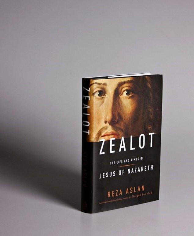 17. Zealot the Life and Times of Jesus of Nazareth (Reza Aslan)