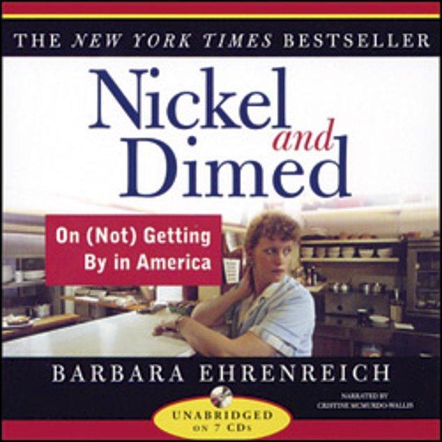 18. Nickel and Dimed (Barbara Ehrenreich)