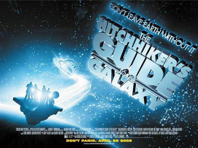 21. The Hitchhiker's Guide to The Galaxy