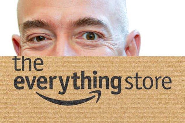 25. The Everything Store (Brad Stone)