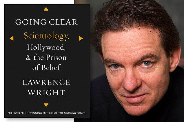 26. Going Clear: Scientology, Hollywood, and the Prison of Belief (Lawrance Wright)
