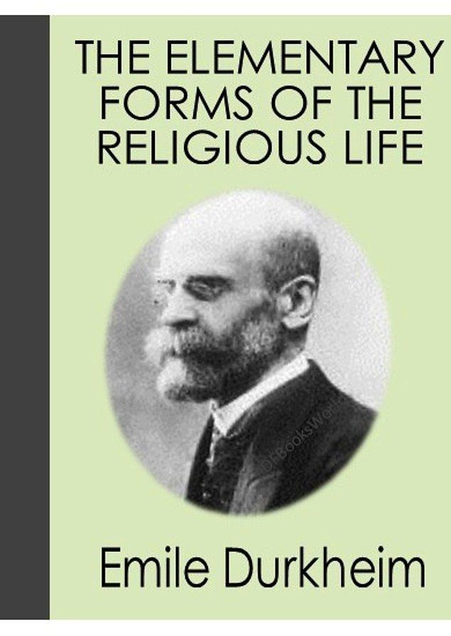 28. The Elementary Forms of Religious Life